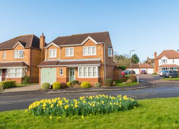 Thumbnail 4 bed detached house for sale in Dorchester Crescent, Abingdon