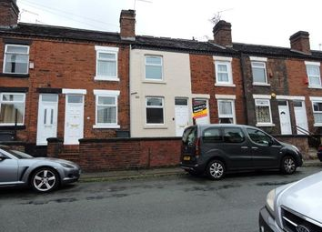 Thumbnail 2 bedroom terraced house for sale in Blake Street, Burslem, Stoke-On-Trent