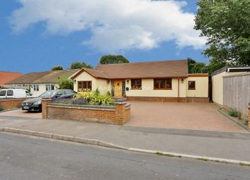 Thumbnail 4 bed detached bungalow for sale in Neal Road, West Kingsdown, Sevenoaks