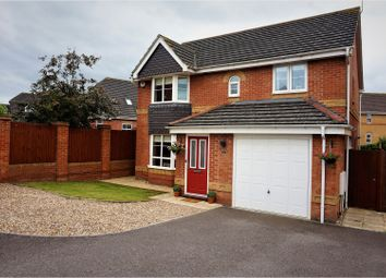Thumbnail 4 bed detached house for sale in Rycroft Meadow, Basingstoke