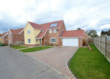 4 bed detached house for sale in Bobbins Way, Swardeston, Norwich NR14
