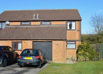 Thumbnail 3 bed semi-detached house to rent in Thames Road, East Hunsbury, Northampton