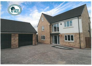 Thumbnail 6 bed detached house for sale in Earls Paddock, Earls Court, Thorpe Hesley, Rotherham, South Yorkshire