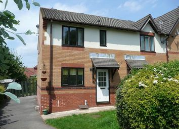 Thumbnail 3 bed end terrace house to rent in Fountain Way, Thornwell, Chepstow