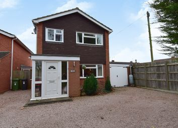 Thumbnail 3 bed link-detached house for sale in Clee View, Droitwich