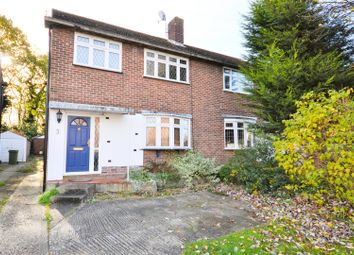 Thumbnail 3 bed semi-detached house for sale in Shaw Crescent, Hutton, Brentwood