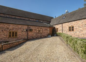 Thumbnail 5 bed barn conversion for sale in Lodge Lane, Cheslyn Hay