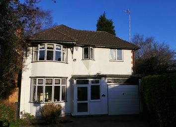 Thumbnail 4 bed detached house for sale in Berwood Farm Road, Wylde Green, Sutton Coldfield