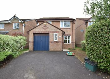 Thumbnail 3 bed detached house for sale in Naishes Avenue, Peasedown St. John, Bath, Somerset
