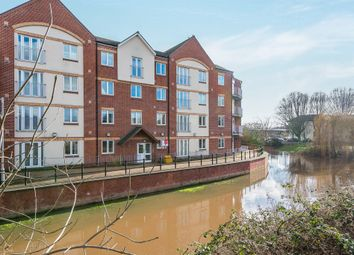Thumbnail 2 bed flat for sale in Riverside Mews, Espleys Yard, Stafford