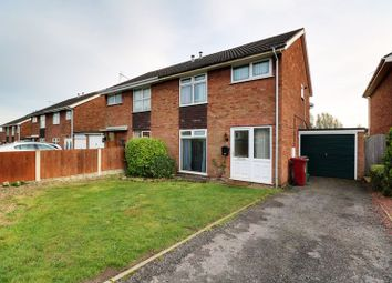 Thumbnail 3 bed semi-detached house for sale in Dane Close, Broughton, Brigg