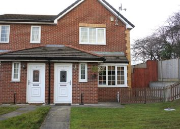 Thumbnail 3 bed semi-detached house for sale in Aspinall Gardens, Middleton