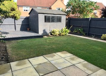 Thumbnail 3 bed terraced house to rent in Aykroft, Bourne