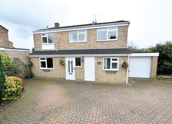 Thumbnail 4 bed detached house for sale in Holly Hedge Close, Frimley, Camberley, Surrey