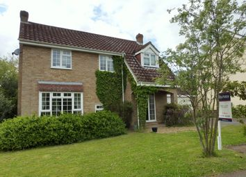 Thumbnail 4 bedroom detached house to rent in Harefield, Long Melford, Sudbury