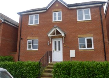 Thumbnail 3 bed detached house to rent in Orchard Close, Newton Abbot