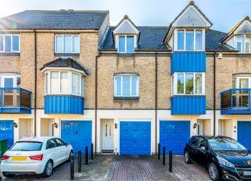 Atlantic Close, Ocean Village, Southampton SO14. 3 bed terraced house for sale