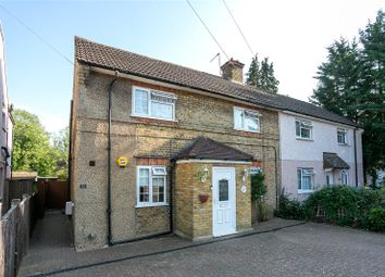 2 bed maisonette for sale in Dell Road, Watford, Hertfordshire WD24