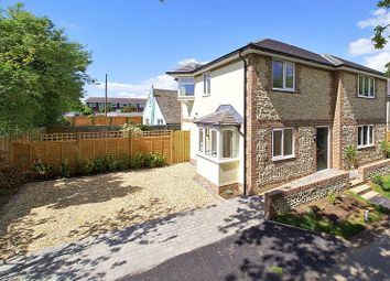 Thumbnail 4 bed detached house for sale in Ancton Lodge Lane, Elmer