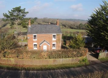 Thumbnail 4 bed detached house for sale in Middle Road, Tiptoe, Lymington, Hampshire
