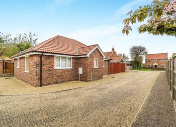 Thumbnail 2 bed detached house for sale in New Road, Catfield, Great Yarmouth