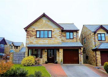 Thumbnail 4 bedroom detached house for sale in Manor House, Flockton, Wakefield