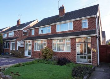 Thumbnail 3 bed semi-detached house for sale in Eileen Gardens, Birmingham