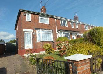 Thumbnail 3 bed semi-detached house for sale in Colley Road, Chell, Stoke-On-Trent