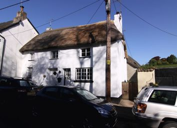 Thumbnail 3 bed end terrace house to rent in North Street, North Tawton