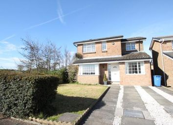 Thumbnail 4 bedroom detached house for sale in Beechwood Park, Uphall Station, Livingston, West Lothian