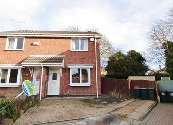 Thumbnail 2 bed semi-detached house to rent in Thorney Road, Coventry