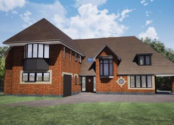 Thumbnail 4 bed detached house for sale in Wharncliffe Road, Ilkeston