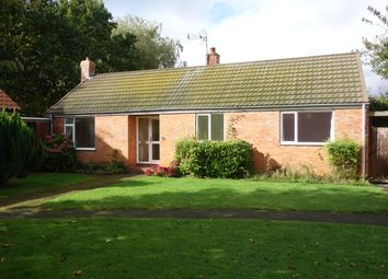 Thumbnail 3 bed bungalow for sale in Tidal Barrage, Barmby On The Marsh