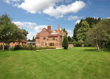 Thumbnail 4 bed detached house for sale in Bagshot Road, Chobham, Woking, Surrey