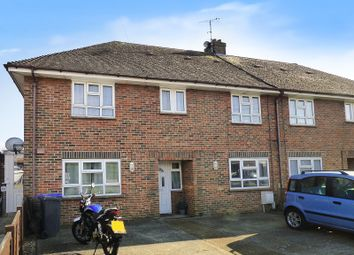 Thumbnail 2 bed flat for sale in Blacksmiths Crescent, Sompting, Lancing