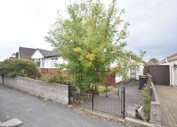 Thumbnail 2 bed bungalow for sale in Park Road, Staple Hill, Bristol
