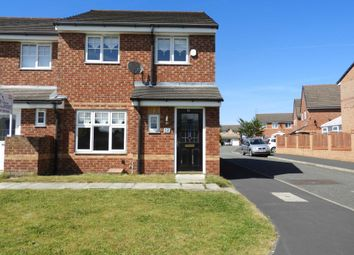Thumbnail 3 bed terraced house to rent in Meadowbarn Close, Kirkby, Liverpool