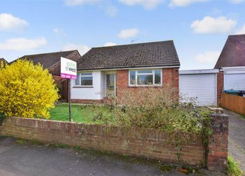 Thumbnail 2 bedroom detached bungalow for sale in Milton Road, Cowplain, Waterlooville, Hampshire