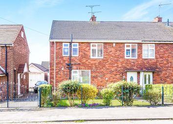Thumbnail 3 bed semi-detached house for sale in Hollytree Avenue, Maltby, Rotherham