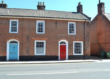 Thumbnail 3 bed semi-detached house for sale in Redenhall Road, Redenhall, Harleston