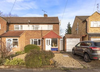 Thumbnail 3 bed semi-detached house for sale in Woodway, Beaconsfield