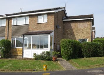 Thumbnail 4 bed semi-detached house for sale in Derwent Close, Brownsover, Rugby