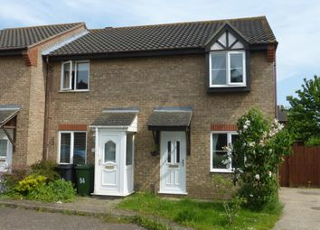 Thumbnail 2 bed property to rent in Keeling Way, Attleborough