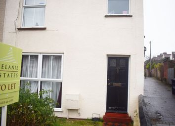 Thumbnail 4 bedroom end terrace house to rent in Marlborough Road, Norwich