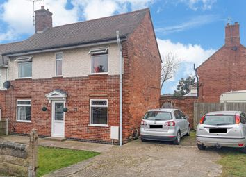 Thumbnail 3 bed end terrace house for sale in Lyndhurst Avenue, Blidworth, Mansfield