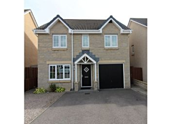 Thumbnail 4 bedroom detached house for sale in Birch Grove, Inverurie
