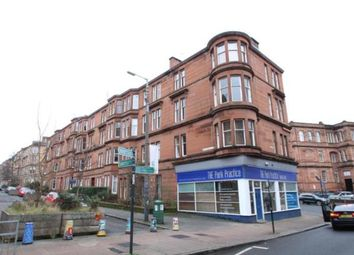 Thumbnail 2 bed flat for sale in Woodlands Road, Woodlands, Glasgow