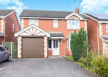Thumbnail Detached house for sale in Pottery Close, Belper