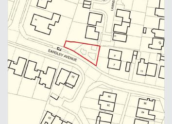 Thumbnail Land for sale in Eardley Avenue, Andover