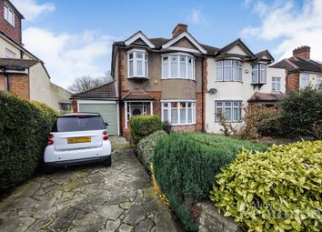 Thumbnail 3 bed semi-detached house for sale in Broad Lawn, London